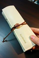 渡辺さんが作るペンケース